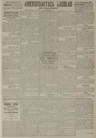 Amersfoortsch Dagblad / De Eemlander 1923-09-28