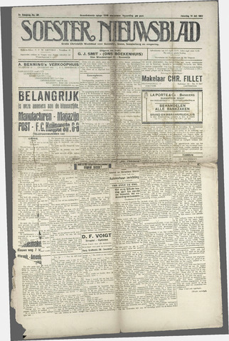 Soester Courant 1923-07-14