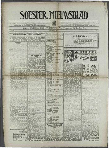 Soester Courant 1936-04-10