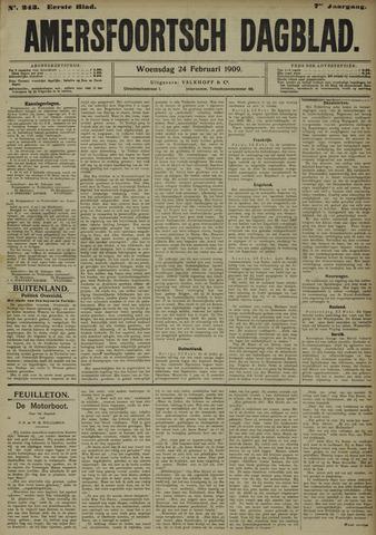 Amersfoortsch Dagblad 1909-02-24