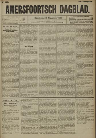 Amersfoortsch Dagblad 1911-11-16