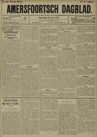 Amersfoortsch Dagblad 1910-06-18