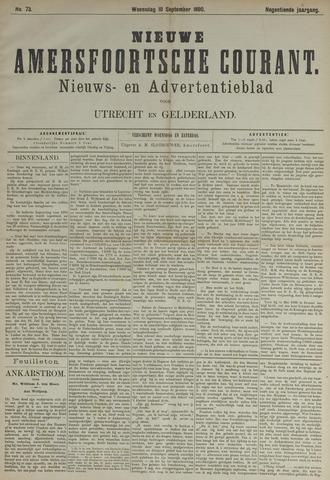 Nieuwe Amersfoortsche Courant 1890-09-10