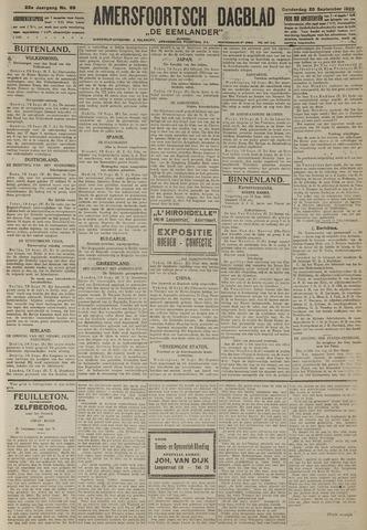 Amersfoortsch Dagblad / De Eemlander 1923-09-20