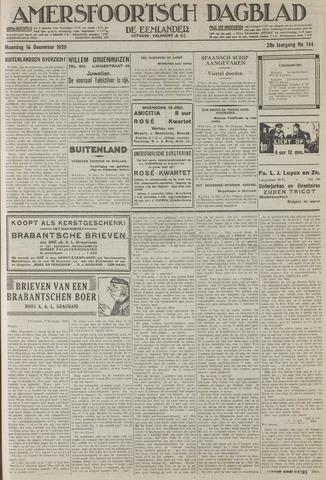 Amersfoortsch Dagblad / De Eemlander 1929-12-16