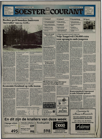 Soester Courant 1997-01-02