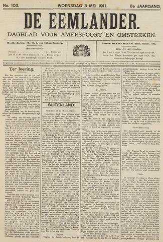De Eemlander 1911-05-03