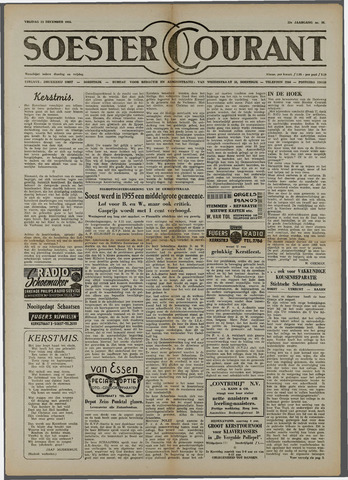 Soester Courant 1955-12-23