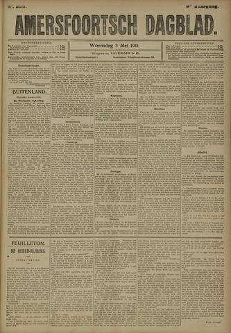 Amersfoortsch Dagblad 1911-05-03