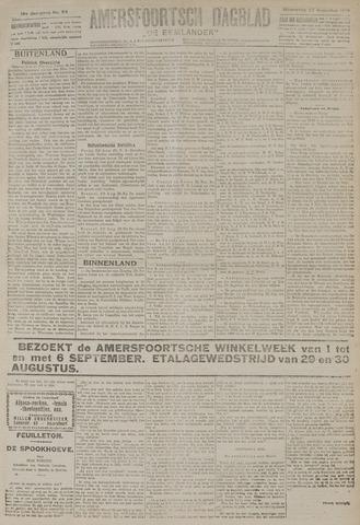 Amersfoortsch Dagblad / De Eemlander 1919-08-27