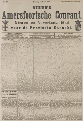 Nieuwe Amersfoortsche Courant 1910-03-12