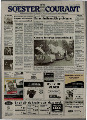 Soester Courant 2002-02-13