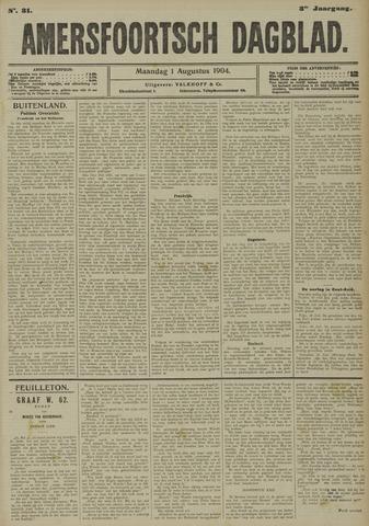 Amersfoortsch Dagblad 1904-08-01
