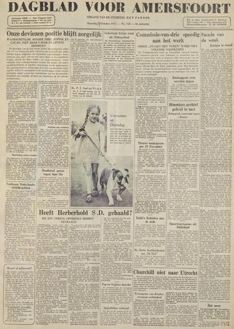 Dagblad voor Amersfoort 1947-10-04