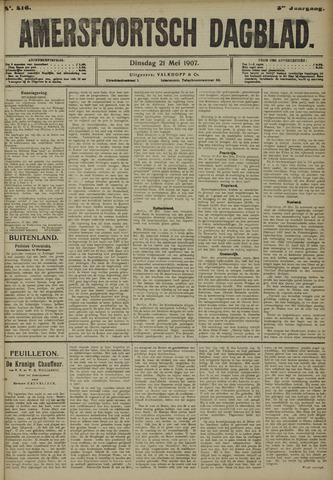 Amersfoortsch Dagblad 1907-05-21