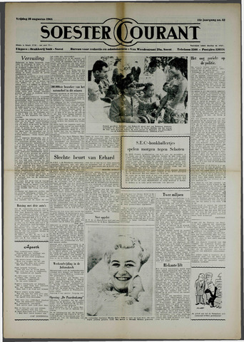 Soester Courant 1965-08-20