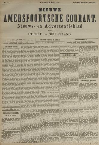 Nieuwe Amersfoortsche Courant 1894-06-06