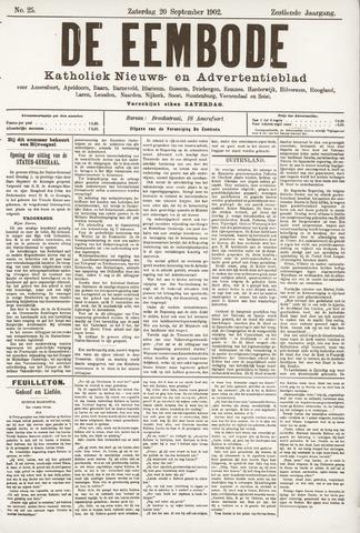 De Eembode 1902-09-20