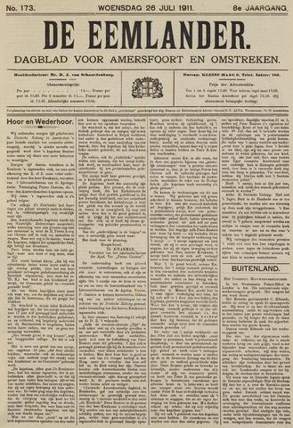 De Eemlander 1911-07-26