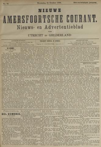 Nieuwe Amersfoortsche Courant 1894-10-24