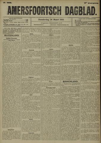 Amersfoortsch Dagblad 1910-03-24