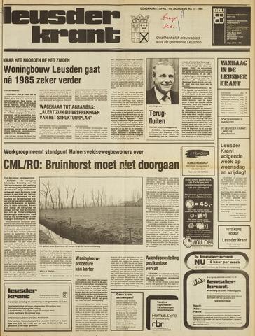 Leusder Krant 1980-04-03