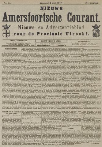 Nieuwe Amersfoortsche Courant 1917-06-02