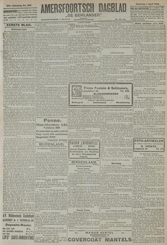 Amersfoortsch Dagblad / De Eemlander 1922-04-01
