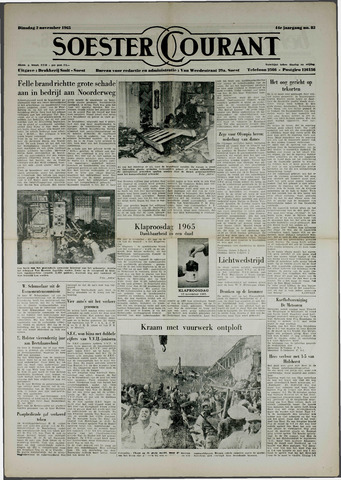 Soester Courant 1965-11-02