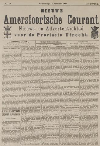 Nieuwe Amersfoortsche Courant 1912-02-14