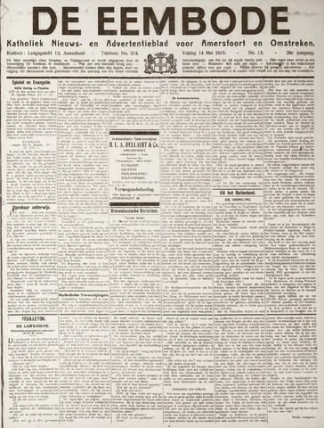 De Eembode 1915-05-14
