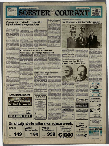 Soester Courant 1991-10-02