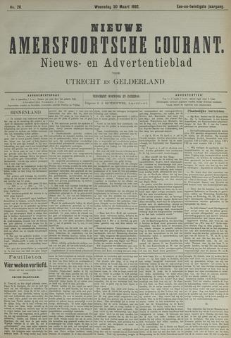 Nieuwe Amersfoortsche Courant 1892-03-30