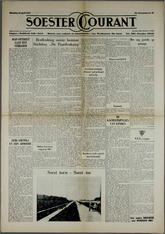 Soester Courant 1967-04-18