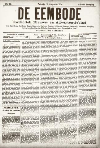 De Eembode 1894-08-11
