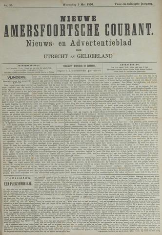 Nieuwe Amersfoortsche Courant 1893-05-03