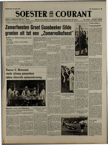 Soester Courant 1975-07-31