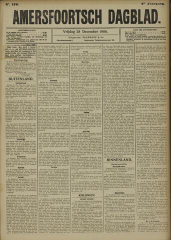 Amersfoortsch Dagblad 1906-12-28