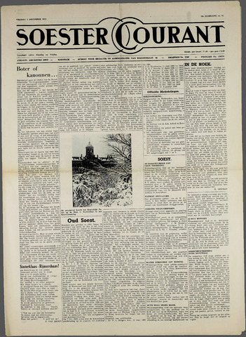 Soester Courant 1952-12-05