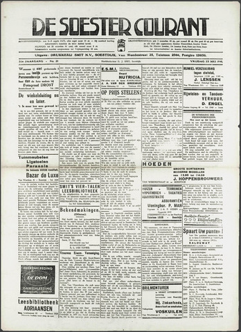 Soester Courant 1941-05-23