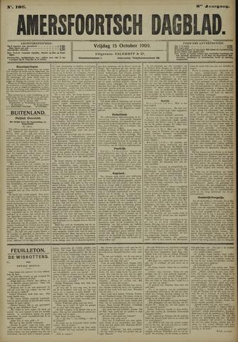 Amersfoortsch Dagblad 1909-10-15