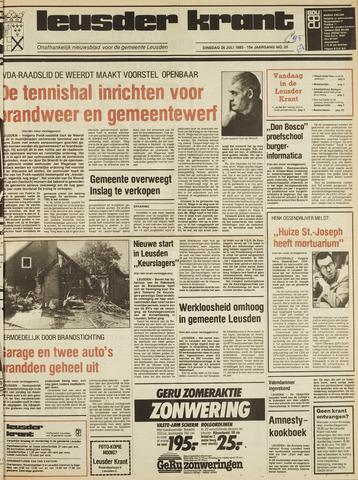Leusder Krant 1983-07-26