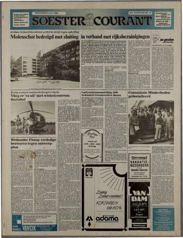 Soester Courant 1986-07-02