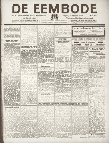 De Eembode 1926-03-05