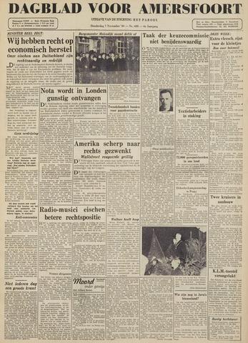Dagblad voor Amersfoort 1946-11-07