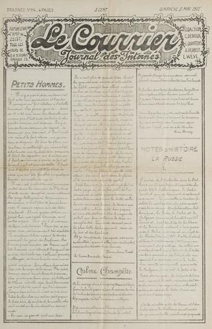 Le Courrier 1918-05-05