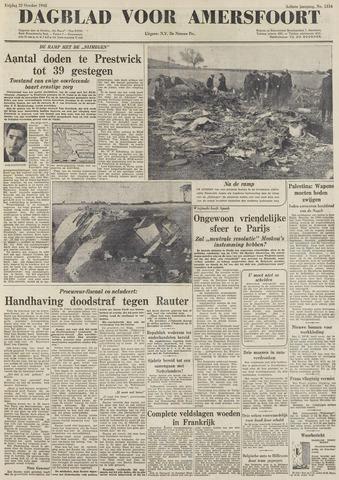 Dagblad voor Amersfoort 1948-10-22