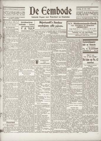 De Eembode 1933-05-23
