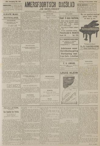 Amersfoortsch Dagblad / De Eemlander 1926-12-10