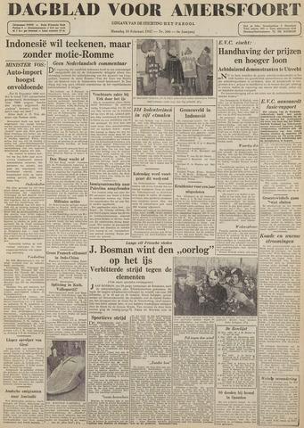 Dagblad voor Amersfoort 1947-02-10
